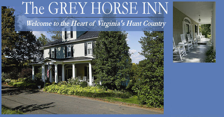 Grey Horse Inn Bed and Breakfast